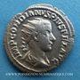 Coins Gordien III le Pieux (238-244). Antoninien. Rome, 240. R/: la Libéralité