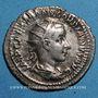 Coins Gordien III le Pieux (238-244). Antoninien. Rome, 240. R/: Mars