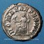 Coins Gordien III le Pieux (238-244). Antoninien. Rome, 240. R/: Rome assise