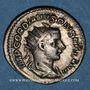 Coins Gordien III le Pieux (238-244). Antoninien. Rome, 241-243. R/: le Soleil
