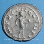 Coins Gordien III le Pieux (238-244). Antoninien. Rome, 241. R/: Gordien en habit militaire