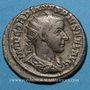 Coins Gordien III le Pieux (238-244). Antoninien. Rome, 241. R/: Gordien