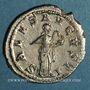 Coins Gordien III le Pieux (238-244). Denier. Rome, 241-242. R/: la Santé