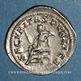 Coins Gordien III le Pieux (238-244). Denier. Rome, 241. R/: la Sécurité
