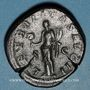 Coins Gordien III le Pieux (238-244). Sesterce. Rome, 239. R/: la Liberté debout à gauche
