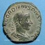 Coins Gordien III le Pieux (238-244). Sesterce. Rome, 241-243. R/: Jupiter