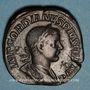 Coins Gordien III le Pieux (238-244). Sesterce. Rome, 241. R/: Jupiter