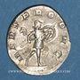 Coins Hérennius Etruscus, césar (250-251). Antoninien. Rome, 250-251. R/: Mars
