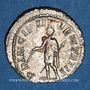 Coins Hérennius Etruscus, césar sous Trajan Dèce (250-251). Antoninien. Rome, 250-251. R/: Hérennius