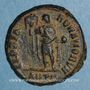 Coins Honorius (393-423). Maiorina. Antioche, 2e officine. 393-395. R/: Honorius