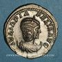 Coins Julia Domna, épouse de Septime Sévère († 217). Antoninien. Rome, 215. R/: Vénus
