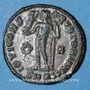 Coins Licinius I (308-324). Follis. Cyzique, 1ère officine, 317-320. R/: Jupiter