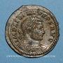 Coins Licinius I (308-324). Follis. Trèves, 1ère officine, 310-313. R/: Génie