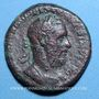 Coins Macrin (217-218). As. Rome, 217. R/: Macrin