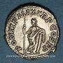 Coins Macrin (217-218). Denier. Rome, 217. R/: la Sécurité