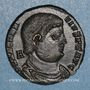 Coins Magnence (350-353). Maiorina. Arles. 1ère officine, 351-352. R/: deux Victoires