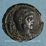 Coins Magnence (350-353). Maiorina. Rome, 7e officine, 350-351. R/: deux Victoires