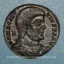 Coins Magnence (350-353). Maiorina. Trèves, 1ère officine, 352. R/: deux Victoires