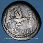 Coins Marc Antoine (vers 83-30 av. J-C). Denier émis pour la 7e légion, vers 32-31 av. J-C