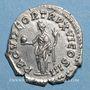 Coins Marc Aurèle (161-180). Denier. Rome, 161. R/: la Providence debout à g.