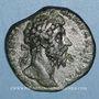 Coins Marc Aurèle, auguste (161-180). Sesterce. Rome, 167. R/: Victoire