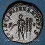 Coins Maxime, césar sous Maximin I Thrax (235-238). Sesterce. Rome, 235-236. R/: Maxime