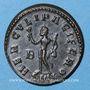 Coins Maximien Hercule, 1er règne (286-305). Antoninien. Lyon, 2e officine, 287. R/: Hercule