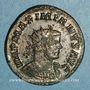 Coins Maximien Hercule, 1er règne (286-305). Antoninien. Lyon, 2e officine, 289-290. R/: la Paix
