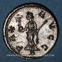 Coins Maximien Hercule, 1er règne (286-305). Antoninien, Lyon, 2e officine, 290-291. R/: la Paix debout