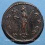 Coins Maximien Hercule, 1er règne (286-305). Antoninien. Lyon, 2e officine, 290-291. R/: la Paix