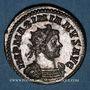 Coins Maximien Hercule, 1er règne (286-305). Antoninien, Lyon, 2e officine, 290-291. R/: la Paix