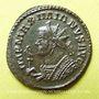 Coins Maximien Hercule, 1er règne (286-305). Antoninien. Lyon, 2e officine. R/: la Paix