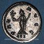 Coins Maximien Hercule, 1er règne (286-305). Antoninien. Lyon, 3e officine, 293. R/: la Paix