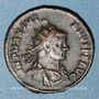 Coins Maximien Hercule, 1er règne (286-305). Antoninien. Rome, 1ère officine, 286-293. R/: Hercule