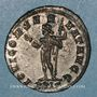 Coins Maximien Hercule, 1er règne (286-305). Antoninien. Rome, 3e officine 286-293. R/: Jupiter