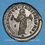 Coins Maximien Hercule, 1er règne (286-305). Follis. Carthage, 2e officine. 303. R/: Carthage