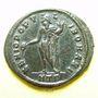 Coins Maximien Hercule, 1er règne (286-305). Follis. Héraclée, 3e officine, 296. R/: Génie. Inédit ?