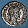 Coins Maximin I Thrax (235-238). Denier. Rome, 235-236. R/: la Fidélité militaire
