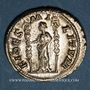 Coins Maximin I Thrax (235-238). Denier. Rome, 235-236. R/: la Fidélité