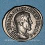 Coins Maximin I Thrax (235-238). Denier. Rome, 235-236. R/: la Paix debout à gauche