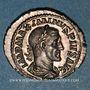 Coins Maximin I Thrax (235-238). Denier. Rome, 235-236. R/: la Paix