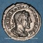 Coins Maximin I Thrax (235-238). Denier. Rome, 235-236. R/: la Providence debout à gauche