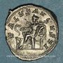 Coins Maximin I Thrax (235-238). Denier. Rome, 235-236. R/: la Santé