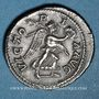 Coins Maximin I Thrax (235-238). Denier. Rome, 235-236. R/: la Victoire courant à droite