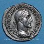 Coins Maximin I Thrax (235-238). Denier. Rome, 236-238. R/: la Fidélité militaire