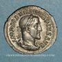 Coins Maximin I Thrax (235-238). Denier. Rome, 236-238. R/: la Paix