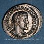 Coins Maximin I Thrax (235-238). Denier. Rome, 236-238. R/: Victoire debout à gauche
