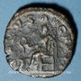Coins Maximin I Thrax (235-238). Sesterce. Rome, 235-236. R/: la Santé