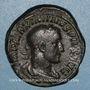 Coins Maximin I Thrax (235-238). Sesterce. Rome, 235. R/: Mars