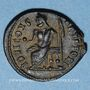 Coins Maximin II. Monnayage semi-autonome pour Antioche. 1/4 follis. Antioche 8e officine, 311-312